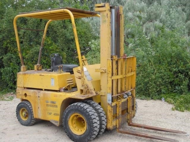 Baker Fjf040 M03 Forklift United Country Musick Sons