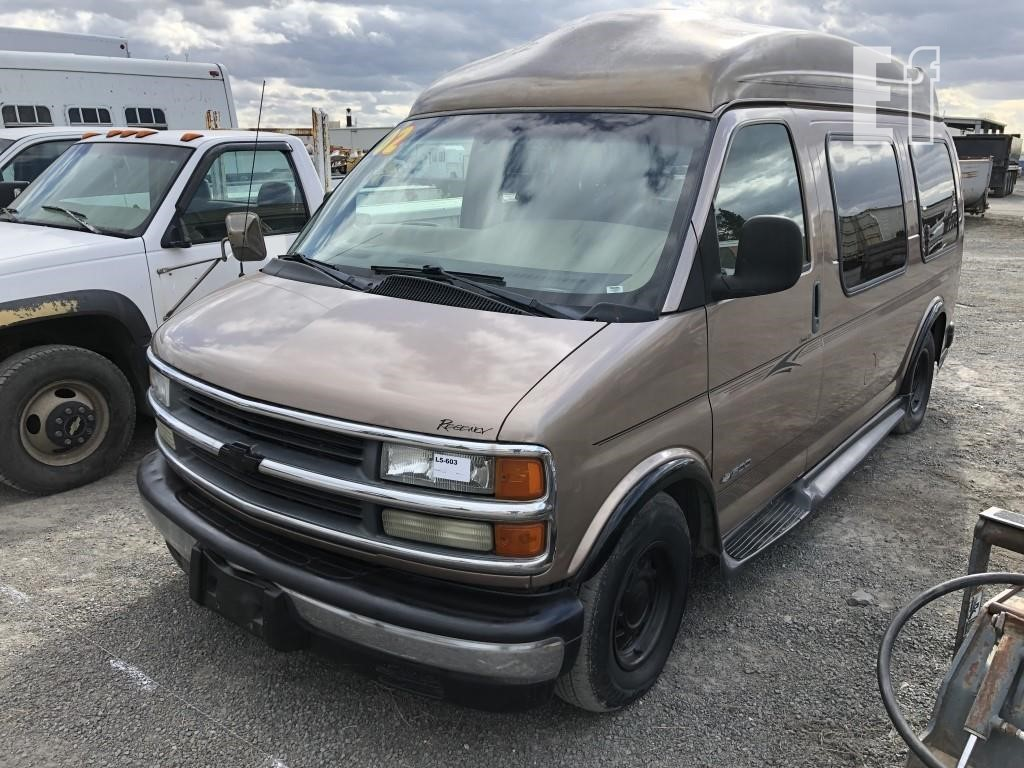 2002 chevy van 1500