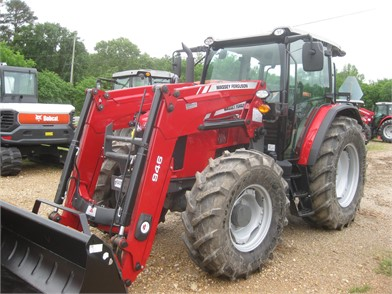 MASSEY-FERGUSON 100 HP To 174 HP Tractors For Sale - 705