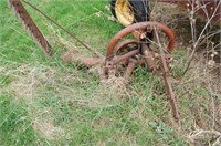 6 Ft. Ford 501 Sickle Mower, 3 Point