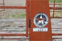 MEYER Rack on KNOWLES Gear