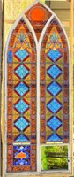 Commercial Fitness Equipment & Art Nouveau Church Windows