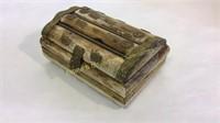4 Ornate Trinket Boxes