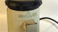 Antique Kitchen Aid Coffee Grinder