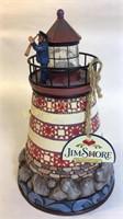 3 Jim Shore Heartwood Creek Decorative Pieces