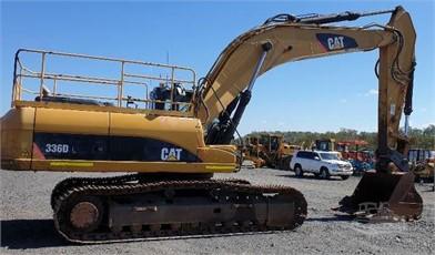 Cat 389 Excavator