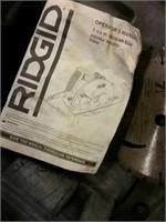 Ridgid circular saw