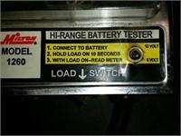 HIrange Battery Tester