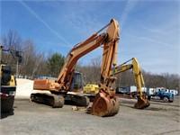 Hitachi ex330 LC excavator