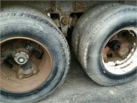 1966 Montone 24' Dump trailer