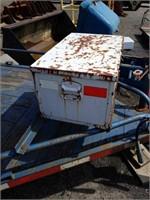 9 foot equipment trailer