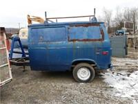 1986 Storage trailer