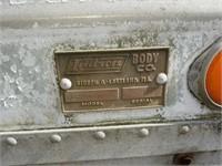 Kidron 18' enclosed trailer