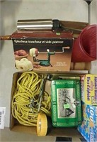 Online Auction from Sarnia home + other additions