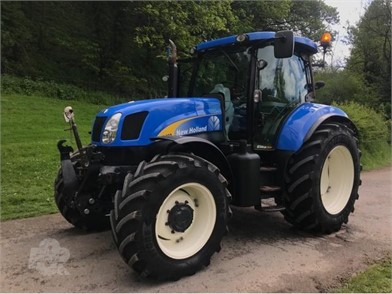 NEW HOLLAND T6050 for sale in Ireland - 14 Listings | Farm