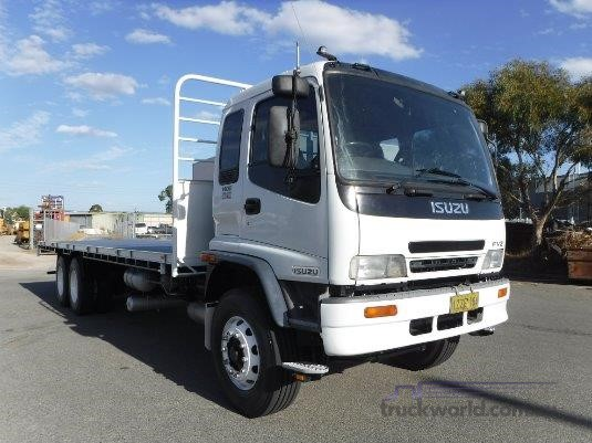 2003 Isuzu FVZ 1400 Auto Trucks for Sale