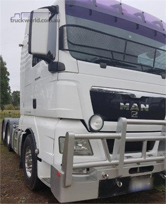 2012 MAN TGS 26.540 - Trucks for Sale