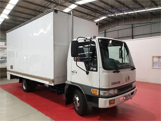 2000 Hino Ranger 4 FB - Trucks for Sale