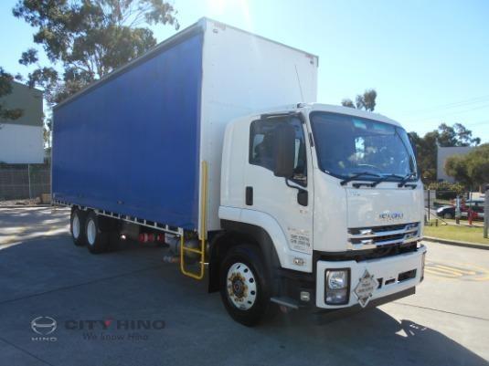 2016 Isuzu FVL 240 300 City Hino - Trucks for Sale