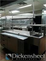 Refrigerated Prep Units, Cooler, Commercial Dishwasher & Mor