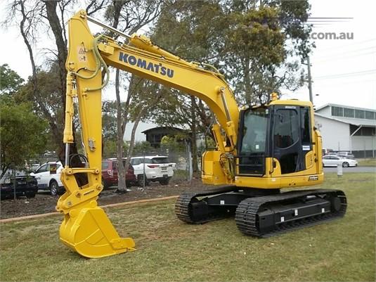 2015 Komatsu PC128US-10 Heavy Machinery for Sale