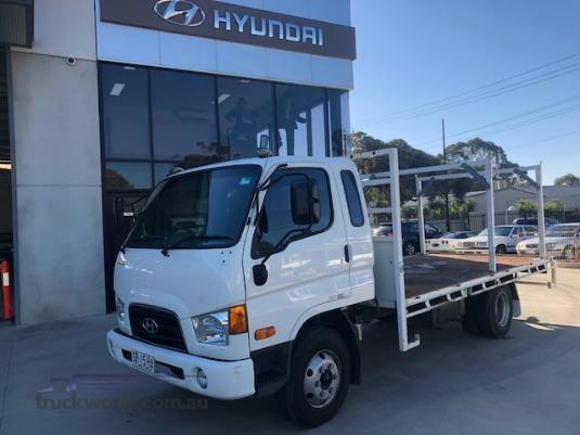 2010 Hyundai HD75 Trucks for Sale