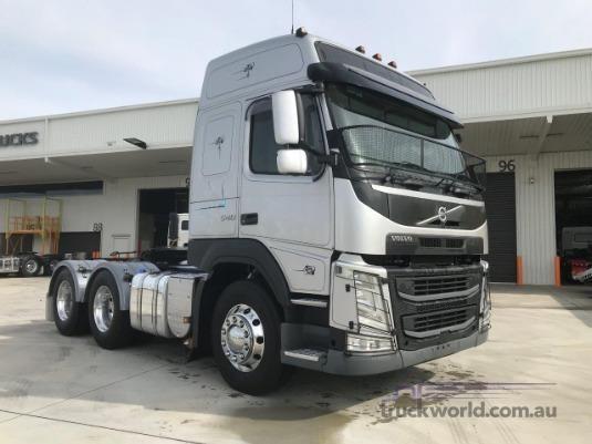 2015 Volvo FM540 Trucks for Sale