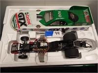 Racing Memorabilia including John Force items!