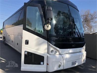 MCI J4500 Passenger Bus For Sale In Bakersfield, California - 2