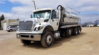 Sewer Rodder / Septic Tank Trucks For Sale In Wisconsin - 8