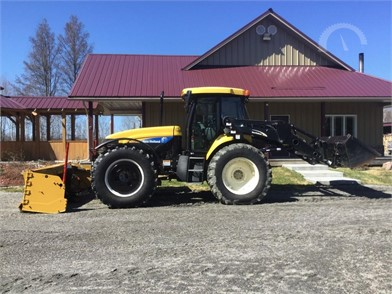 NEW HOLLAND TV6070 Online Auction Results - 2 Listings