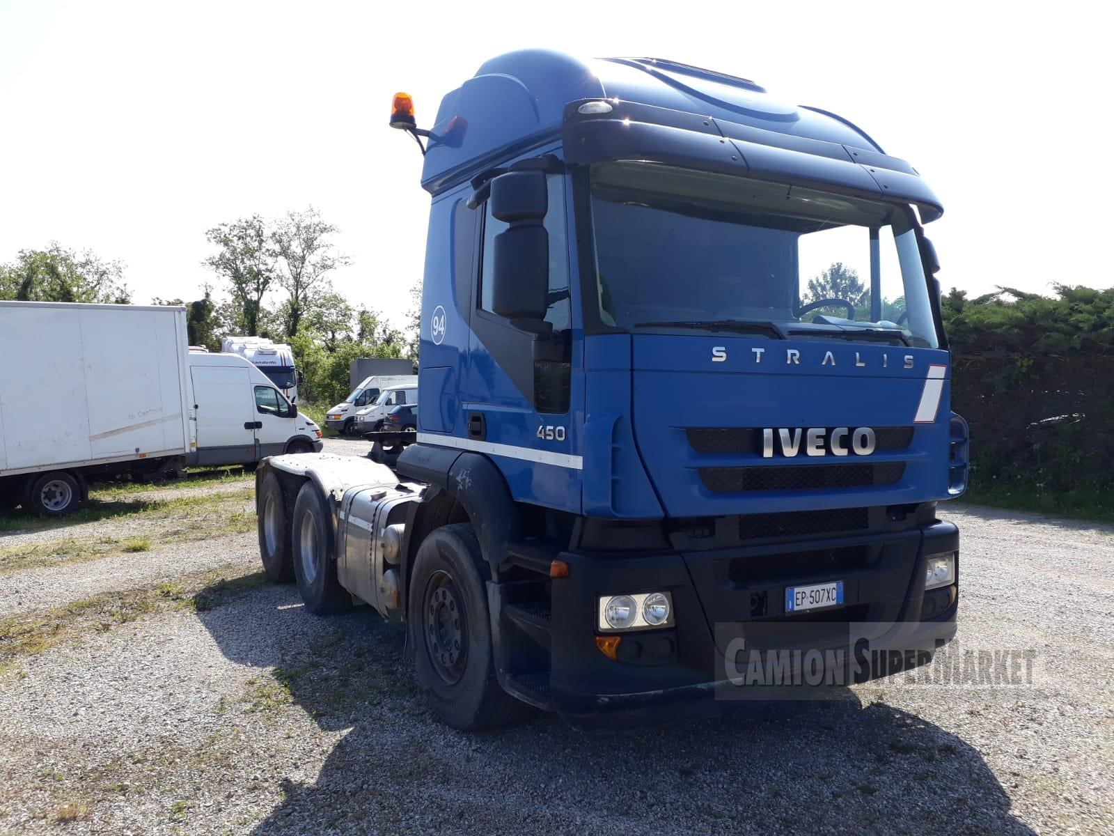Iveco STRALIS 450 used 2014