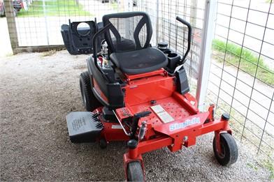 Zero Turn Lawn Mowers For Sale In Lanark, Illinois - 783