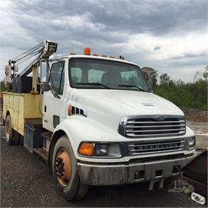 STERLING Service Trucks / Utility Trucks / Mechanic Trucks