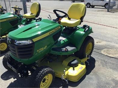 JOHN DEERE X758 For Sale - 54 Listings | TractorHouse com