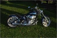 Big Dog Motorcycle  May 27th