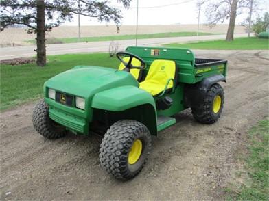 John Deere Gator For Sale >> John Deere Gator For Sale In Lowpoint Illinois 108