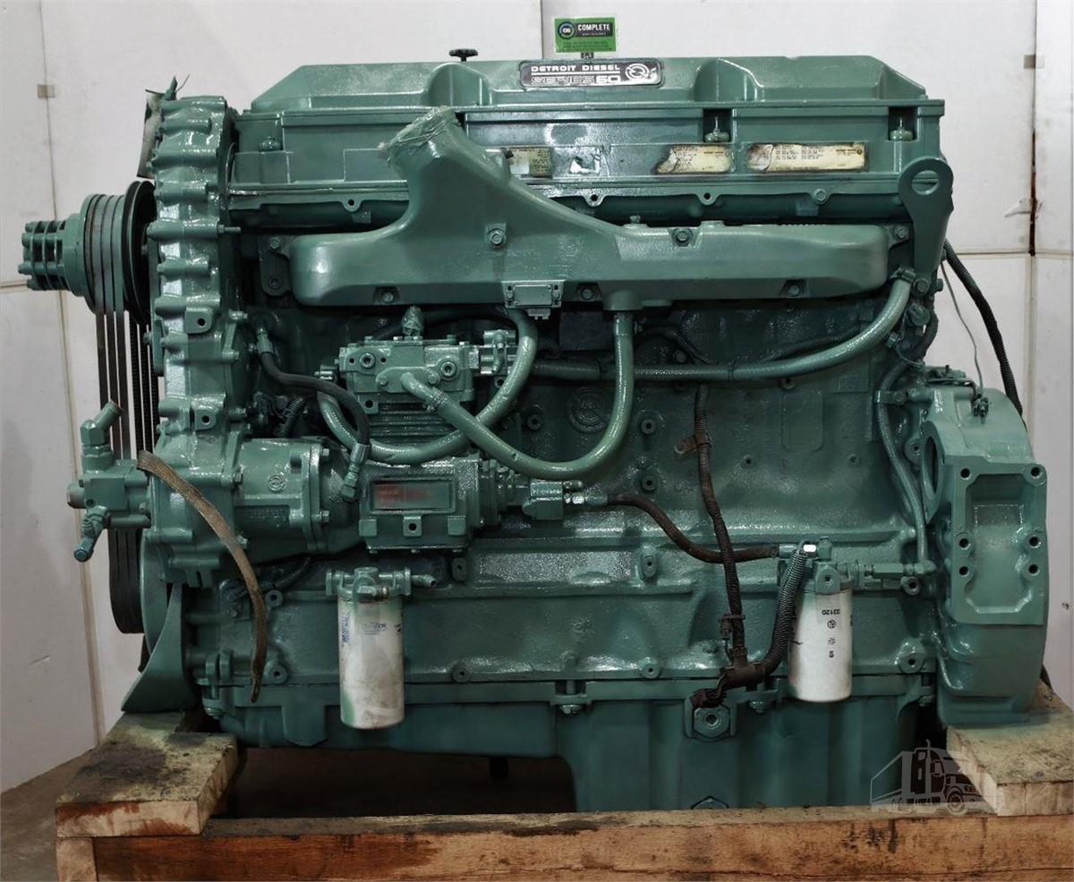 Detroit Diesel Series 60 >> 1993 Detroit Series 60 12 7 Engine For Sale In Elkton Maryland