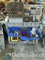 Automotive Lift, Assortment Of Tools, Shop Equipment & More!