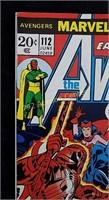 The Avengers #112