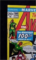 The Avengers #100