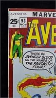The Avengers #93