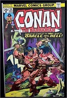 Conan the Barbarian #54
