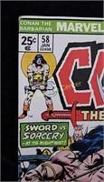 Conan the Barbarian #58