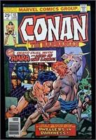 Conan the Barbarian #63