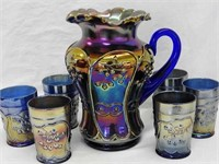 Carnival Glass Online Only Auction #99 - Ends May 22 - 2016