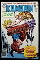 Kamandi, The Last Boy on Earth #48
