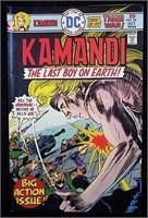 Kamandi, The Last Boy on Earth #34