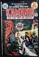 Kamandi, The Last Boy on Earth #24