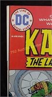 Kamandi, The Last Boy on Earth #15